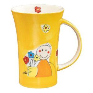 Mila Flowerboy Coffee Pot - Keramik Becher - 500 ml 82238