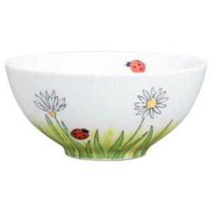 Mila Frühlingserwachen Schale - Keramik - Marienkäfer Schale 85225