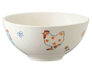 Mila Hühner Schale - Geschirr - Keramik