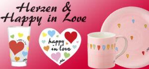 Herzen & Happy in Love