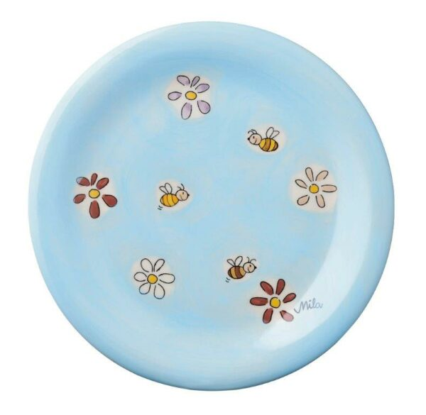 Mila Honigbienen Teller - Geschirr - Keramik