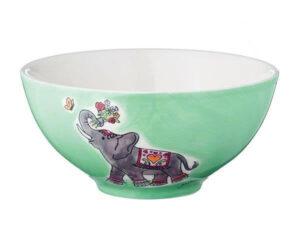 Mila Jumbo Schale Elefant- Keramik Geschirr