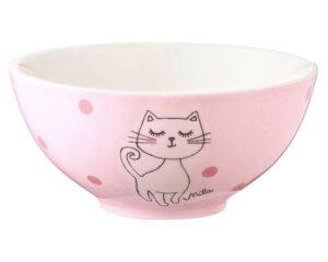 Mila Katze Mizzi Schale - Geschirr - Keramik - Kätzchen Schale