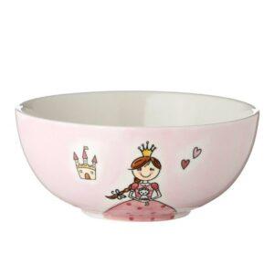 Mila Kinderschale Prinzessin – Müslischale – Eisschale
