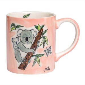 Mila Koala Becher - 280 ml - Keramik - Becher Australien 80215