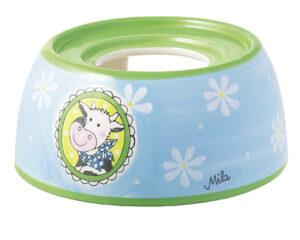 Mila Kuh Adelheid Stövchen - Teelicht Untersatz für Teekanne 91564