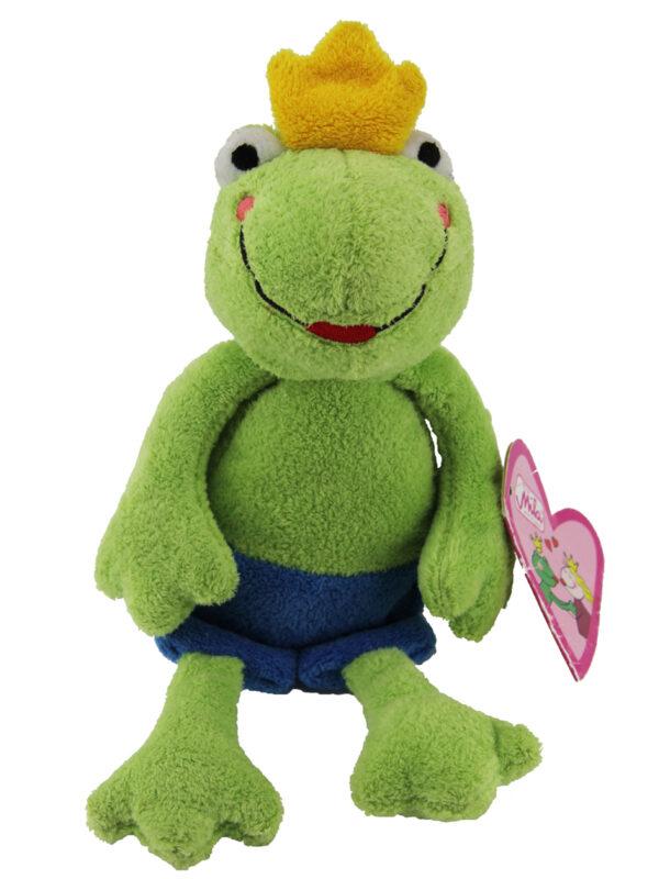 Mila Kuscheltier Froschkönig