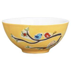 Mila Lovley Birds Schale - Keramik - Vogel Schale 85230