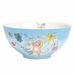 Mila Monkey Schale Affe - Keramik - Müslischale Affe 85214