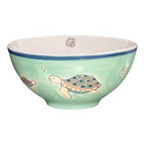 Mila Ocean Love Schale - Keramik - Schildkröte Müslischale Meeresschildkröte -85237