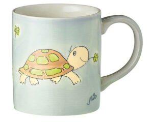 Mila Schildkröte Becher - 280 ml - Tasse - Keramik 80203