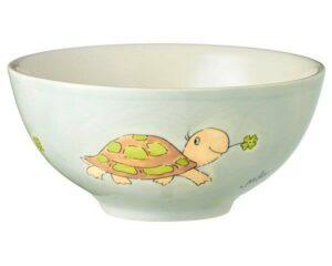 Mila Schildkröte Schale - Keramik Geschirr - Müslischale 85203