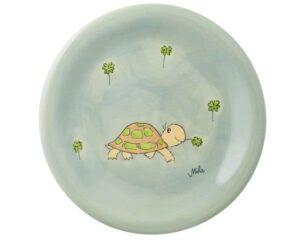 Mila Schildkröte Teller - Geschirr - Keramik 84203