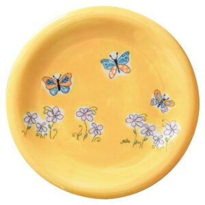 Mila Schmetterlinge Teller - Geschirr - Keramik 84226