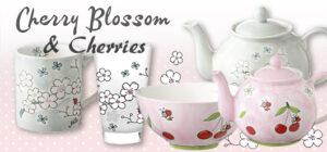 Cherry Blossom & Cherries