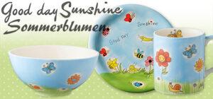 Good day sunshine & Sommerblumen