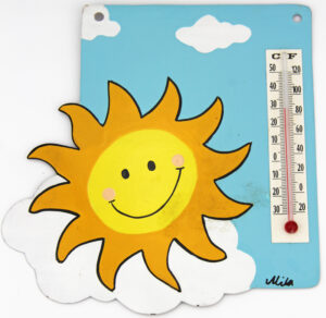 Mila Sonne Thermometer