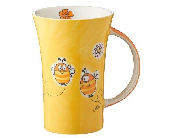 Mila Summ Summ Bienen Coffee Pot – 500 ml – Keramik