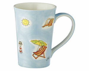 Mila Summer Holiday Teebecher - Sommerurlaub Becher 81149