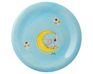 Mila Sweet Dreams Elefant Teller - Geschirr - Keramik 84208 Kindermotiv Elefant Teller