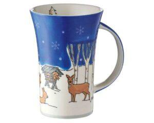 Mila Wildpark Coffee Pot - 500 ml - Keramik - Reh Becher 82165