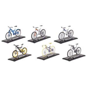 Sportliches Modell Fahrrad Spritzguss 1 10 L 18 cm