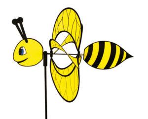 Magic BEE Windspiel Biene - Windrad Imker
