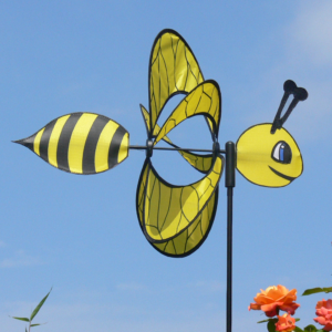 Magic BEE Windspiel Biene - Windrad Imker