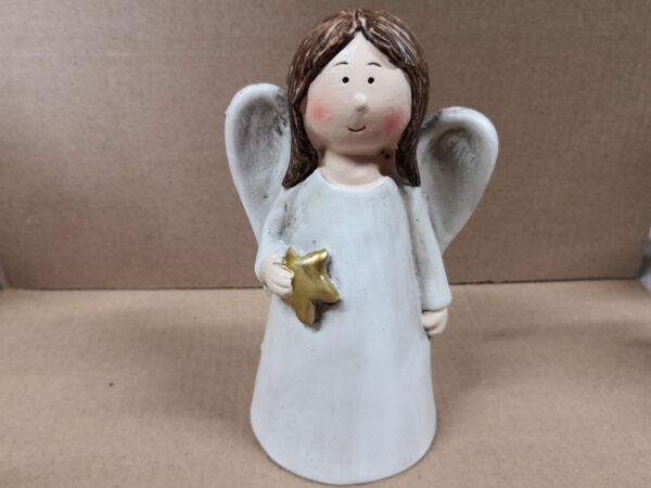 Personalisierbarer Schutzengel mit Namen - individualisierbarer Namensschutzengel oder für besonderen Anlass Engel mit Stern