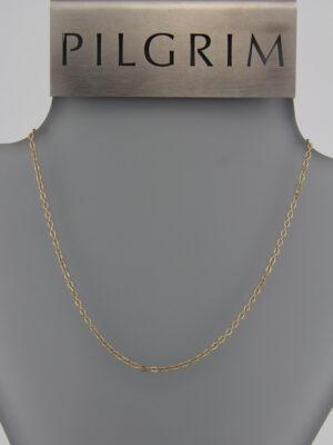 feine Basic Kette gold
