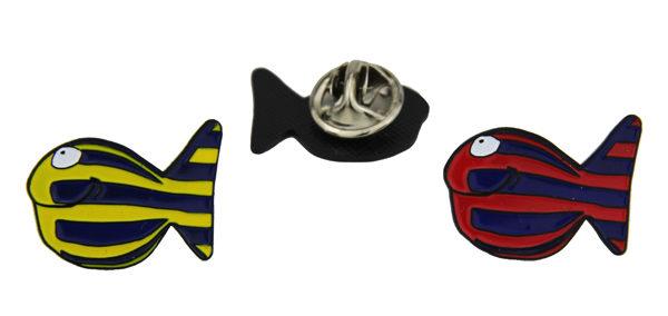 Pins Looky Fische Pin