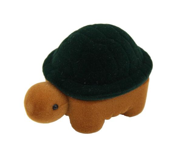 Schildkröte Ringbox - Schmuckschatulle Schildkröte