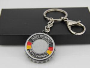 Schlüsselanhänger Deutschland Flaschenöffner Germany