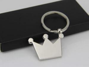 Schlüsselanhänger Krone