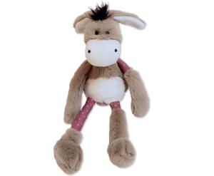 Schlenkeresel Paula - Schlenkertier Esel Plüschtier Kuscheltier Stofftier 38cm