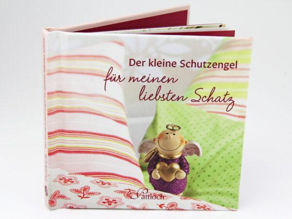 Schutzengel Buch - kleines Büchlein zum Verschenken