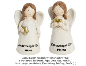 Schutzengel mit Namen - Namens Schutzengel für Mama Schutzengel für Oma Schutzengel zur Prüfung Schutzengel zur Einschulung Schutzengel zur Taufe Schutzengel zur Geburt