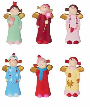 Himmlische Schwestern NEW EDITION 5 - mini Keramik Schutzengel