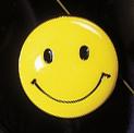 Smile Magnet lächelndes Gesicht