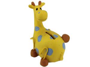 Spardose Giraffe lustig