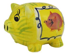 Sparschwein Piggy - Sparschwein mit Schwein
