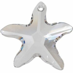 BleikristallPrisma Seestern SWAROVSKI STRASS®- Kristall maritim