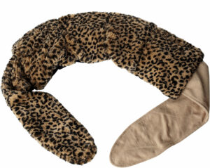 Wellness WARMIES® Medi Wärmegürtel Leopard