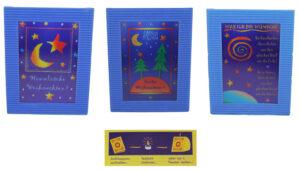 Weihnachtliche Leuchkarten Diafolio Weihnachtskarten