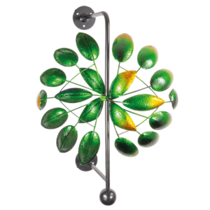 Windrad Wandmontage - Wanddeko Kinetic Spinner Fantasy 45cm