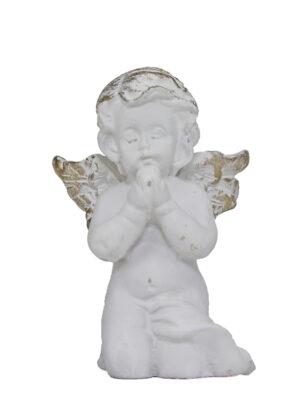 Schutzengel in der Geschenktüte - Wichtelgeschenk