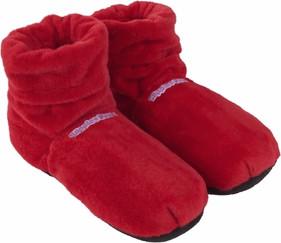 WARMIES® SLIPPIES® Boots - Wärmeschuhe - Leben auf warmen Fuß - (37-42) Kräuterschuhe