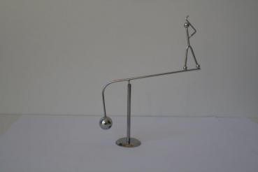 Balancer Golfer - Golfspieler - Stresskiller - Schreibtisch Deko - Spielzeug für den Schreibtisch