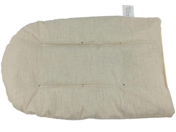 iw-8792A Wärmekissen Leinsamen Innenteil mit Lavendel - Kältekissen - Ersatzfüllung für unsere Wärmetiere oder Hülle zum selber nähen