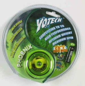 Trick Jojo jojo-yotech-mit-cd-gruen-12